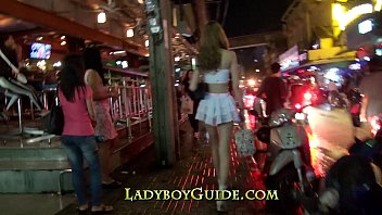 Thailand Ladyboy Wanks Sweet Cock