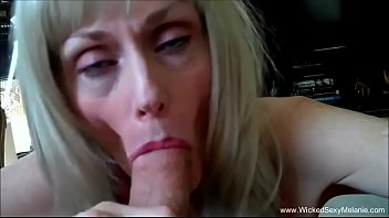 Amateur Granny Happy To Be Used