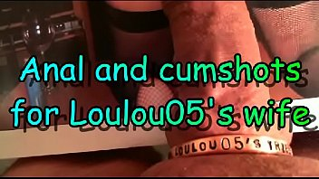 anal tribute to Loulou05 by Megajouir