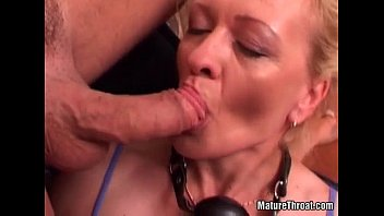 Hot mature bitch getting fucked