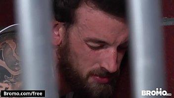 Bromo - Rocko South with Zane Anders at Barebacked In Prison Part 1 Scene 1