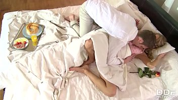 Ultra Horny Girlfriend Cayenne Klein gets wild for Morning Dick image
