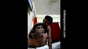 Rough and Painful Indian Bareback Fuck - IndianGayCams.com