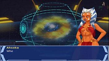 Alien xxx games Star wars orange trainer part 31 cosplay bang hot xxx alien girls