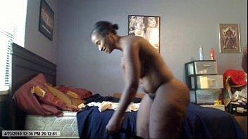 Thick Black MILF Fucking on Cam - seductivegirlcams.com