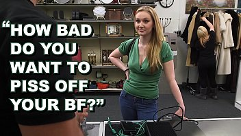 White fucker Xxx pawn - krystle jayes is mad at her boyfriend for not giving her attention