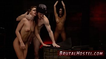 Tied bondage sex and huge bubble butt extreme xxx Two young sluts,
