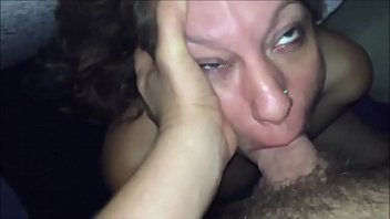 Very Horny Amateur Getting Facefucked