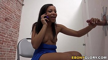 Adrian Maya Interracial - Glory Hole