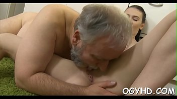 Older fucking russian women Young active angel blows old cock