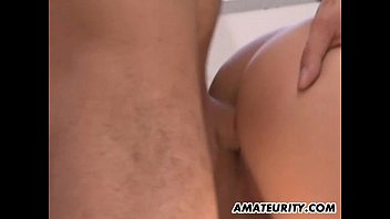 Very hot amateur girlfriend blowjob and fuck with cum صورة