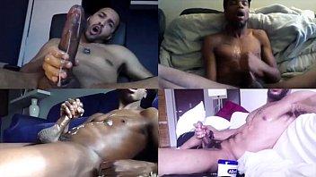 Gay cum men Black men cum compilation