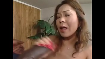 Black man bbc and Japanese woman Kimmie