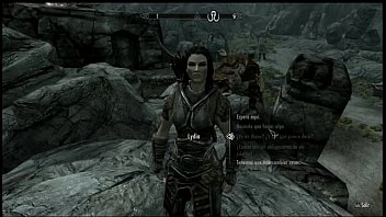 Skyrim - No sabe dialogar con gigantes