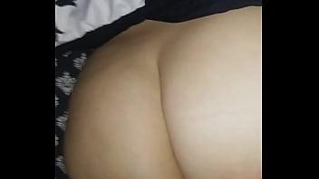 Pink panty fat ass