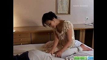 Runa gets cock in her tight fanny