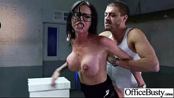 Hard Sex Action In Office With Big Round Tits Hot Girl (brandy aniston) vid-05