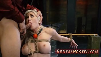 Gas mask latex sex Big-breasted ash-blonde sweetie Cristi Ann is on