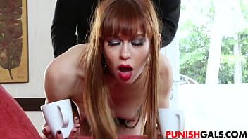BDSM Games With Sultry Cutie Alexa Nova