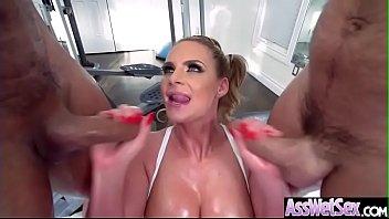 Naughty Girl (Phoenix Marie) With Big Ass Enjoy Anal Sex vid-25