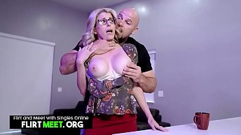 Stockings mature wife fucked Cory chase in husband needs promotion his boss fucks his wife when he wants