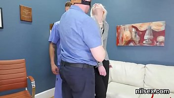 Nasty girl is taken in anal asylum for painful therapy