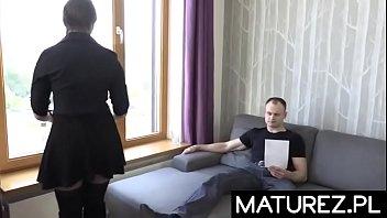 Polskie mamuśki - Dojrzała pani ze spółdzielni