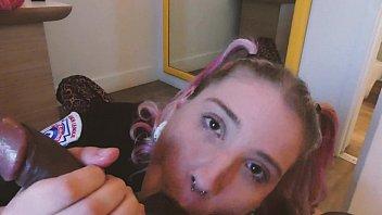 Pink Hair Cutie Creams All Over BBC