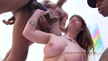 Big Butt Babe Brenda Boop Hot For Bbc Double Penetration While Cock Sucking
