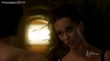 Pic jennifer love hewitt naked Jennifer love hewitt showing huge cleavage in the client list s01e02
