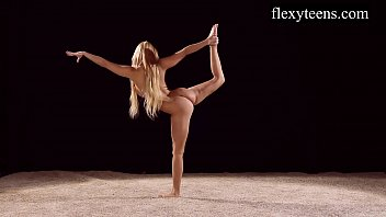 Nude romanian female gymnasts Continuation of andreykinas gymnastics