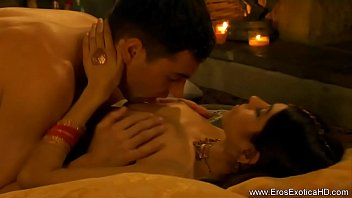 Exotic Lovers Indian Sauna