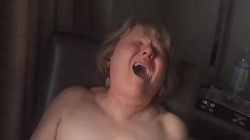 Mature orgasm face Close up orgasm face
