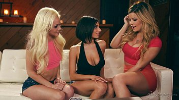 Dolce and gabbana handbag striped Adriana sephora, elsa jean and darcie dolce lesbian fun