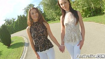 Ass Traffic French babes in anal gaping extravaganza thumbnail