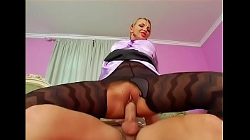 Exquisitely sexy chicks enjoy fully dressed sex with studs