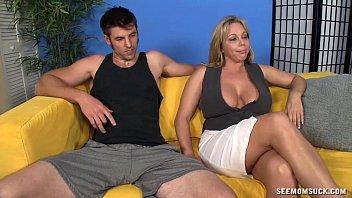 Mature tittys - Milf sucking and tit fuck