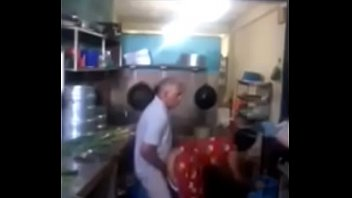 Man naked in kitchen arrested Srilankan chacha fucking his maid in kitchen quickly
