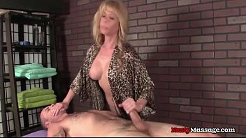 Mature masseuse a handjob queen preview image