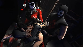 Finding Her Fetish - DC Comics
