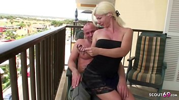 German amateur mature holiday sex Echter amateur sex im urlaub von milf deutsch und animateur - german mature