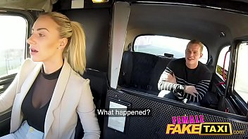 Female Fake Taxi Lucky guy gets hot fuck with Czech babe Nathaly Cherie