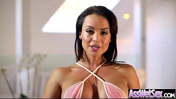 Image: Round Huge Butt Girl (franceska jaimes) In Hardcore Style Anal Sex Tape clip-16