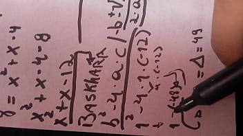Desfodendo amiga em matemática