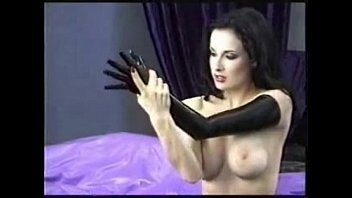Fetish art rubber matt Dita von teese rubber fetish tease