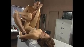 Japanese floozie Fujiko Kano suffers from a condition known in the medial community as loose pussy
