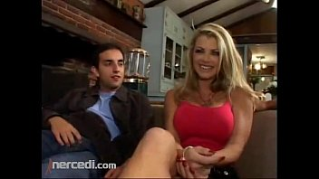Vicki cum Blonde used as cum dumpster in gangbang