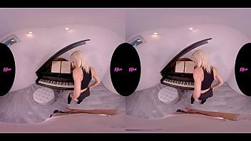 Steamy Carnal Teenage VR Sex with Zazie Skymm