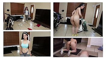 BANGBROS - Curvy Latin Maid Nadia Ali Givin' Up Dat Azz For Jmac porno izle