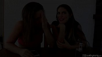August Ames and Abella Danger Behind the Scenes